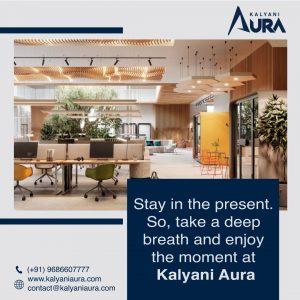 THE ARCHITECTURAL BEAUTY INSIDE KALYANI AURA